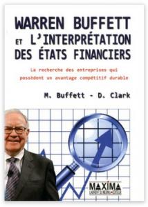 Warren Buffet et l'interprétation des états financiers