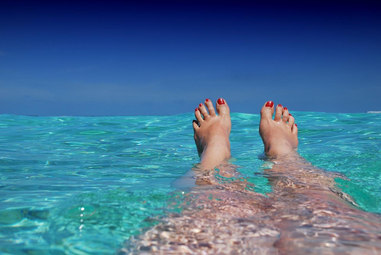 retraite anticipée à la plage